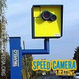 Truvelo speed camera